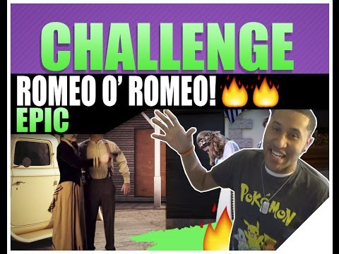 ERB Romeo And Juliet Vs Bonnie And Clyde Reaction By Epic Rap Battles Of History | FIRE LYRICS