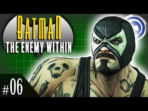 Batman: The Enemy Within   Part 6   TFS Plays