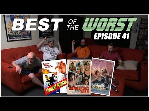 Best of the Worst Pocket Ninjas Cyclone and Dangerous Men