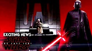 Star Wars The Last Jedi NEW Trailer Coming Soon! (Exclusive Look) Details Revealed