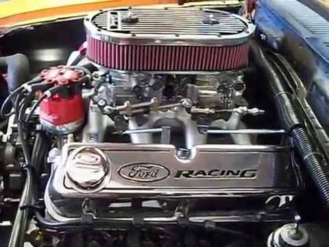 Starting my 351w Pinto Prostreet