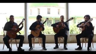 Damascus Guitar Quartet (Grises y soles - Maximo Diego Pujol)