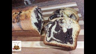 الكيكة الرخامية (ماربل كيك)