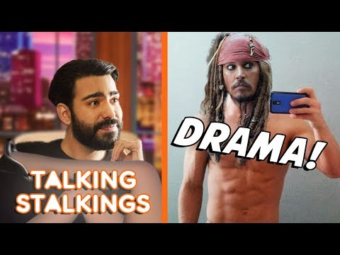 Xxx Mp4 JOHNNY DEPP VS RAHUL KOHLI Talking Stalkings Episode 3 3gp Sex