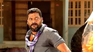 Rowdigiri Scene - Action Scene - Maanikya - Kicha, Ranya Rao - Hit Fighting Scene