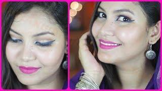 EID MAKEUP TUTORIAL/ gorgeous makeup/indian girl channel trisha