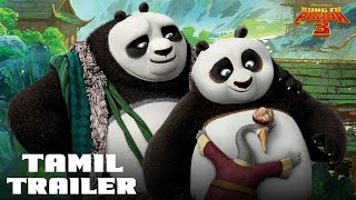 Kung Fu Panda 3 | Official Tamil Trailer | Fox Star India
