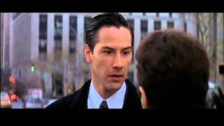 memorable movie scene. The Devil's advocate  (1997)