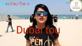 Suman Thakur #asort #DBA Dubai Tour Enjoy Full Entertainment