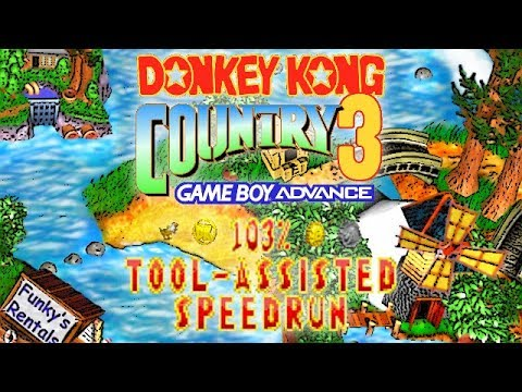 Xxx Mp4 TAS Donkey Kong Country 3 GBA 103 Tool Assisted Speedrun 3gp Sex