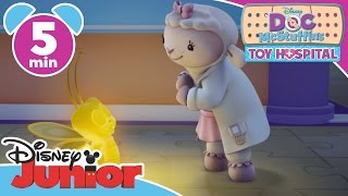 Doc McStuffins: Toy Hospital | Bouncy Babies | Disney Junior UK