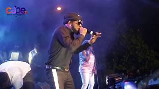 Watch Kcee and Emoney spray money lavishly at Five star Music concert 2017