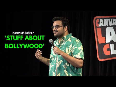 Xxx Mp4 Stuff About Bollywood Stand Up Comedy By Karunesh Talwar 3gp Sex
