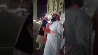 Shaykh Muhammad Hassan Haseeb Ur Rehman Sahib In Madina Pak Naat Sharif..
