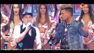 Showmatch Cierra el Polaco cantando Deja de llorar 09-12-2016