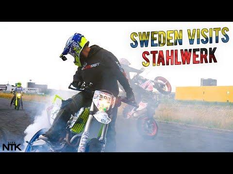 SUPERMOTO at STAHLWERK! [NTK on Tour ep1]