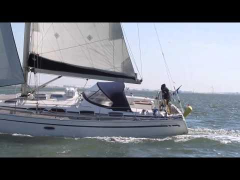 Zolah Bavaria 40 cruiser 2008 sailing Netherlands
