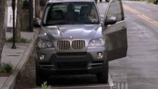 Owen naked in Brooke's car