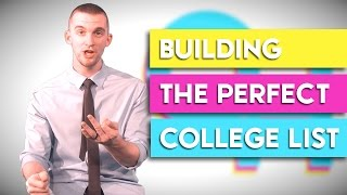 How to Create a College List | College High