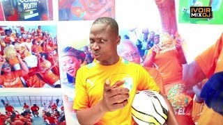 Agalawal - On reste débout - Mondial 2014 (Clip Officiel)