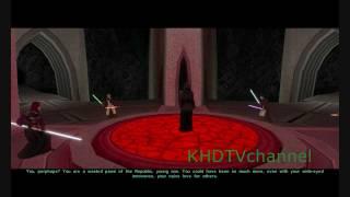 Kotor 2 TSL RCM 1.7 Walkthrough part 60 - Malachor V (Light Side Female)