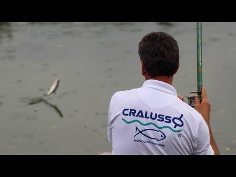 A bolognai botos horgászat szépsége Cralusso úszókkal I. rész