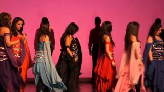 GMU Persian Club Dancers @ GMU Persian Club Nourouz 1391