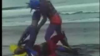 Pro Wrestling Star Aztekaizer - Fight Scene