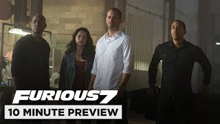Furious 7 - Free Preview On Demand & Digital HD