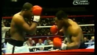 Mike Tyson Vs. Reggie Gross HD
