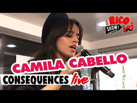 """Camila Cabello """"Consequences"""" Live - Le Rico Show Sur NRJ"""
