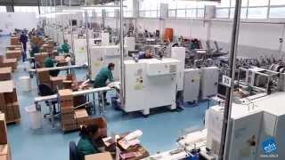 Edis Napoca - production plant in Cluj Napoca - Romania