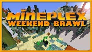 Ultimate Skywars OITQ Mineplex Monday Weekend Brawl Minecraft Minigames SallyGreenGamer Kid Friendly