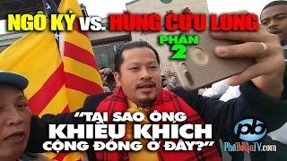 Ông Ngô Kỷ phản đối DN Hùng Cửu Long: