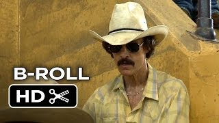 Dallas Buyer Club Complete B-ROLL (2014) Jared Leto Movie HD