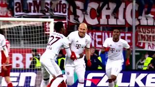 GENIETEN | Robben nog steeds te bewonderen in Bundesliga