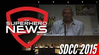 Star Wars: The Force Awakens: San Diego Comic-Con 2015 Panel!
