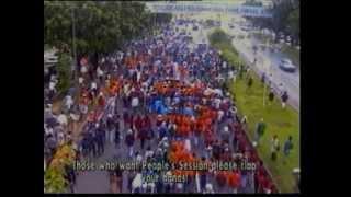 Film Dokumenter Tragedi Jakarta 1998 (Gerakan Mahasiswa Indonesia) [Eng Sub]