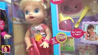 BABY ALIVE  - TIA CRIS MOSTRA VÁRIAS PARA VOCÊS ! BONECAS  BABY ALIVE !!