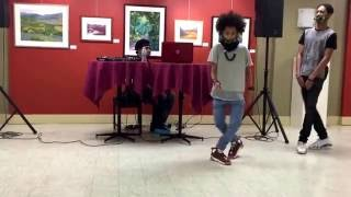 jeremih - oui( dance ) رقص رهيب - هيب هوب