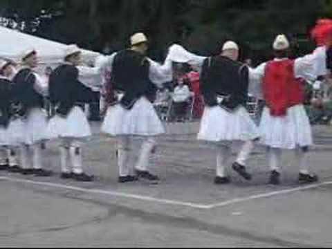 Albanian Festival Vallja e Devollit