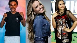 Saiba quanto ganham Larissa Manoela, Maisa Silva e Jean Paulo Campos no SBT