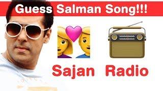 Salman Khan Songs Emoji Challenge! Guess Bollywood Songs
