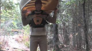 Easiest and Safest Way to Lift and Portage Your Canoe   Skills   Canoeroots   Rapid Media
