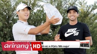 Kim Si-woo becomes youngest winner of The Players Championship