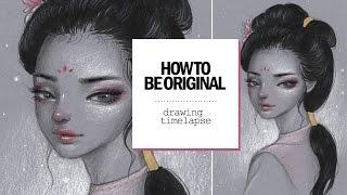 HOW TO BE ORIGINAL || 30 Days of Art Episode 21