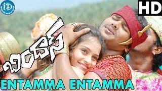 Entamma Entamma Video Song - Bindaas Movie | Manoj Manchu, Sheena Shahabadi | Bobo Shashi | Karthik