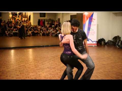 Sydney s Best Social Dancer 2012 Salsa Finals