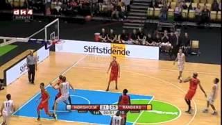 Sikander T Nielsen 2014/15 highlights - Horsholm 79ers