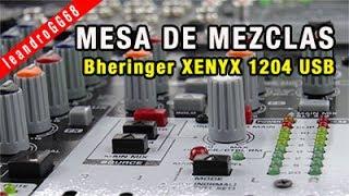 MEZCLADOR PARA YOUTUBERS Y HOME STUDIO - MIXER FOR YOUTUBERS AND HOME STUDIO